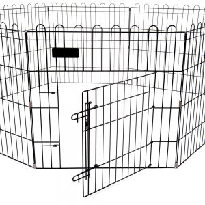 Rabbit Cage Ruby Door