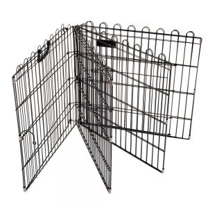 Rabbit Cage Ruby Folded