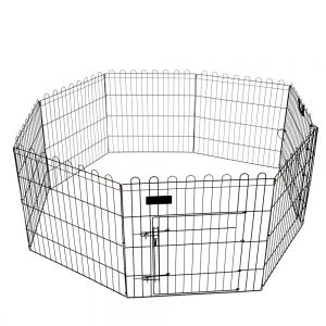 Rabbit Cage Ruby Octagonal