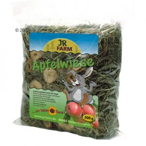 Rabbit Food JR Farm Rabbit Hay Apple Meadow