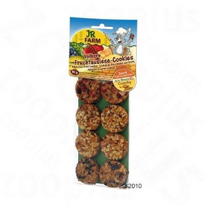 Rabbit Food JR Farm Wholemeal Fruit Cookies