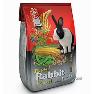 Rabbit Food Russel Original for adult rabbits