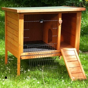 Rabbit Hutch Outback Comfort Day House