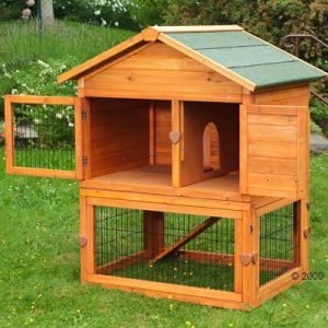 Rabbit Hutches Outback Special Hutch and Run