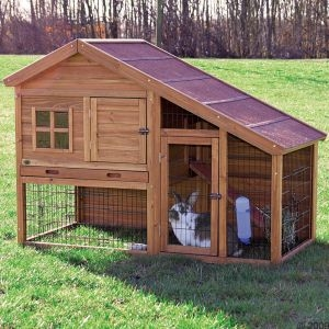 Rabbit Hutch Trixie Natura Luxury
