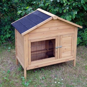 Rabbit Hutch Vivienda Outdoor One Storey